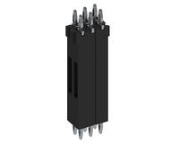 flexilink b-t-b Leiterplattenverbinder 25 mm Bauhöhe