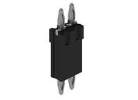 flexilink b-t-b Leiterplattenverbinder 10 mm Bauhöhe