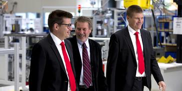 Shareholders of ept GmbH