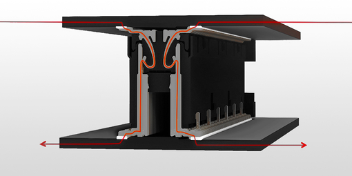 Colibri 16Gbits Box eptfarben