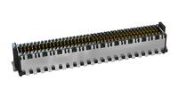Photo Zero8 plug straight shielded 80 pins