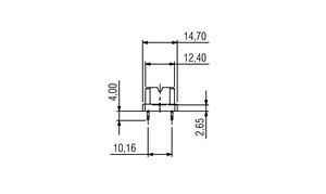 DIN H15 flach FL Zeichnung Abmessungen2 v2