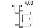 DIN H15 flach FL Lot Anschlusslaenge 4 Zeichnung v2