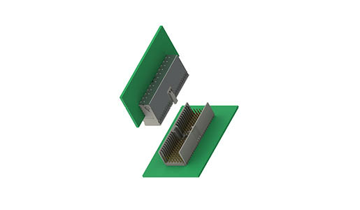 hm 2.0 Hard Metric Connectors IEC 61076-4-101, 2 mm Pitch