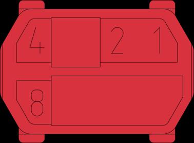 hm Kodiereinsatz ML 1248 Zeichnung